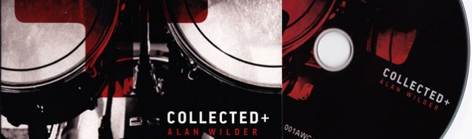 ALAN WILDER – 'COLLECTED +'